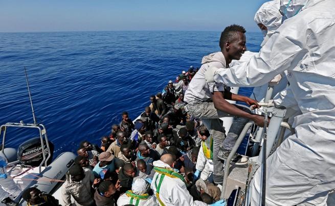 Има опасения за десетки загинали при нова трагедия с имигранти