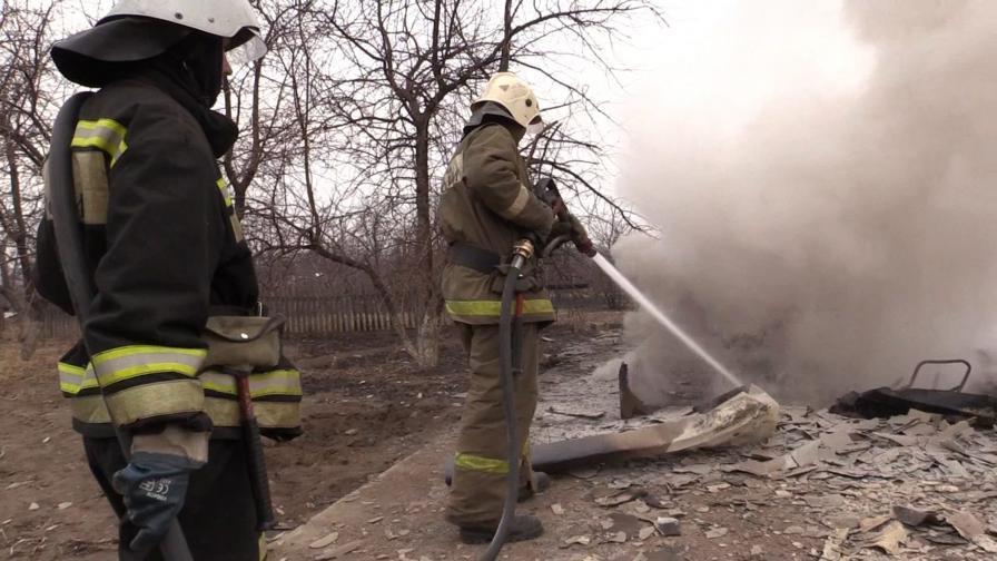Два пожара в Русия взеха жертви и раниха над 50 души