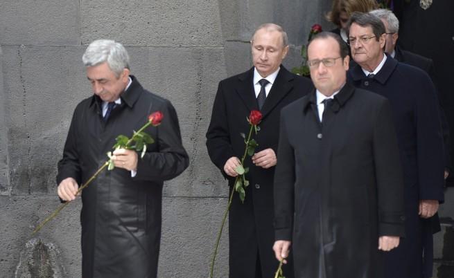 Франция, Русия и Германия за арменския геноцид