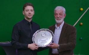 Втора титла за Братислав Кръстев