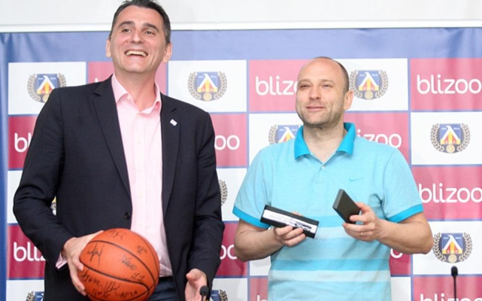 Левски и Blizoo обявиха съвместно партньорство, пускат специални оферти