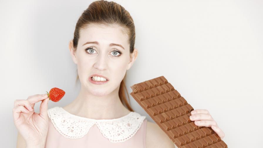 Навикът да се яде сладко води ли до диабет?