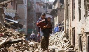 Нов трус от 5 по Рихтер удари Непал