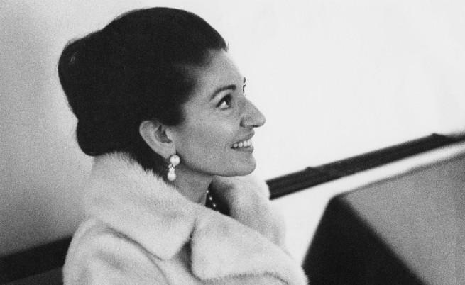 Мария Калас около 1960 г.