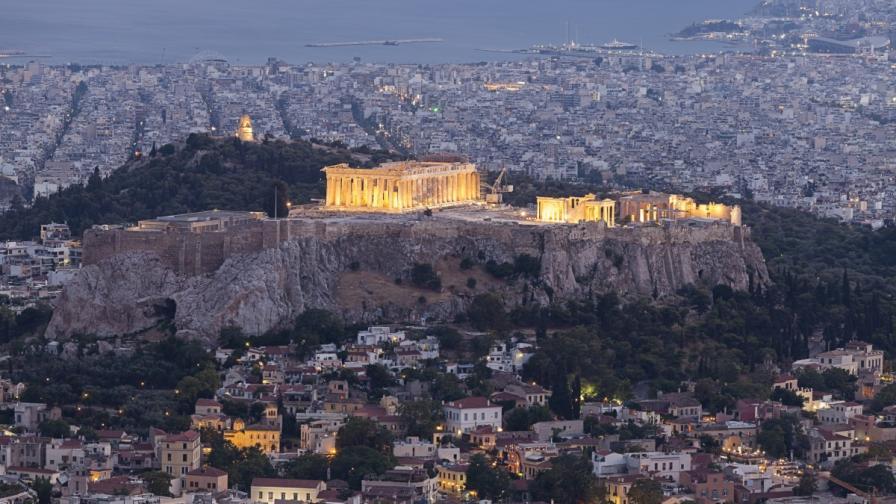 За първи път в Атина отваря джамия