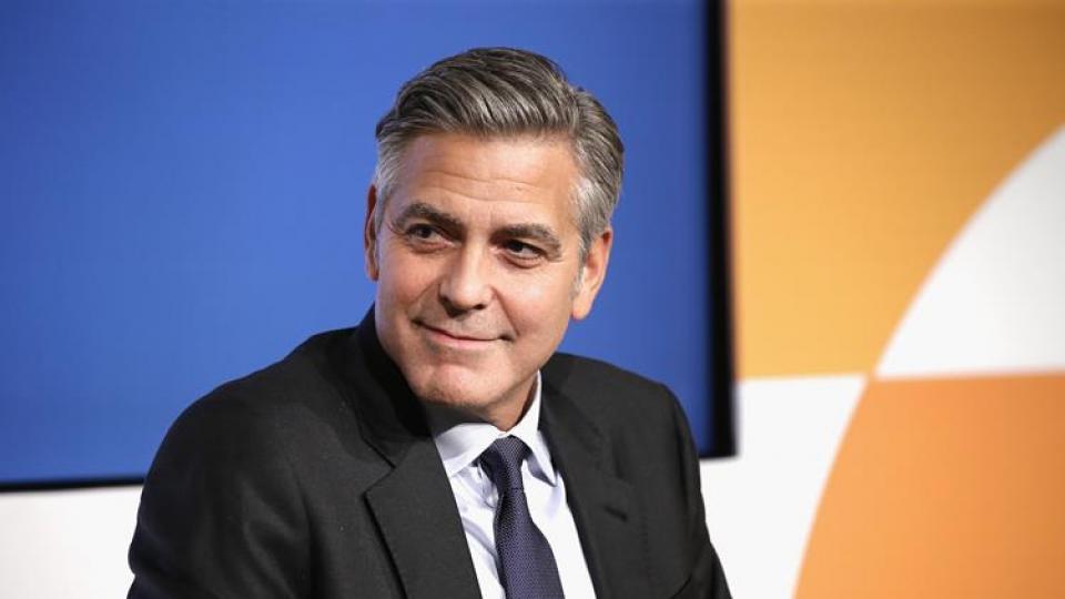 Джордж Клуни замесен в скандал за сексуален и расов тормоз срещу своя колежка