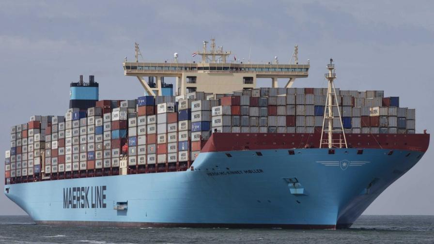 Иран освободи кораба с български капитан
