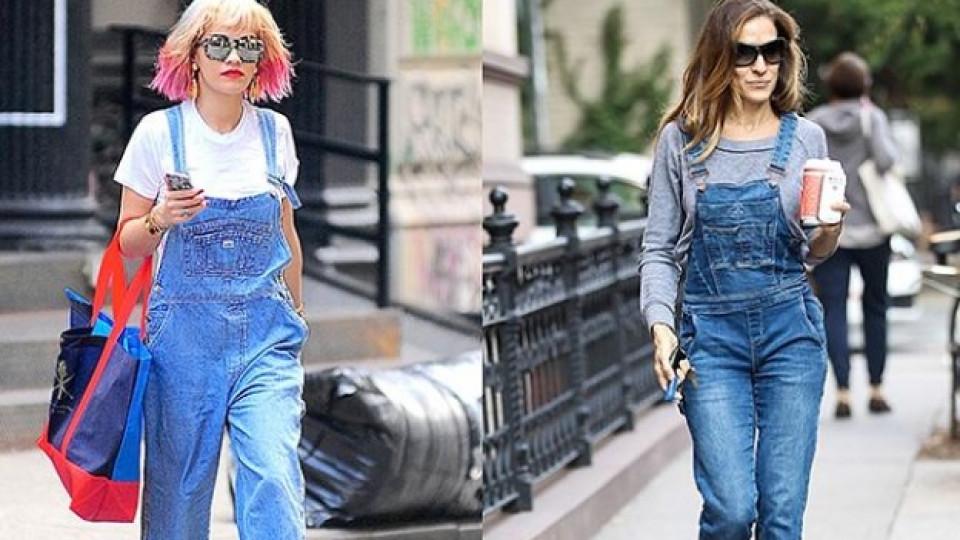 Модата на 90-те, която отново може да върнем в гардероба си