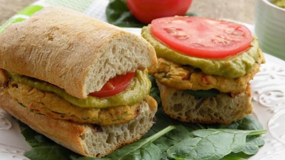 Зеленчуков сандвич