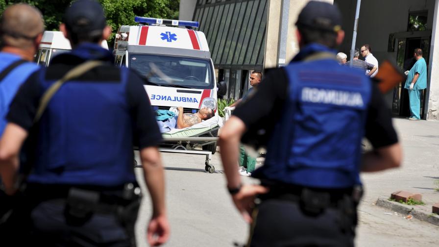 Убитите в Куманово били по-малко от обявеното