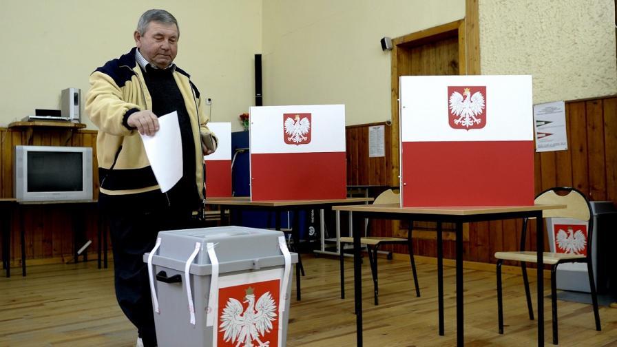 В Полша започнаха изборите за президент