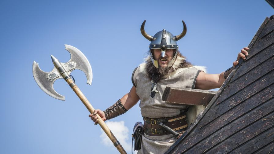 Норвежки колеж откри курсове за викинги