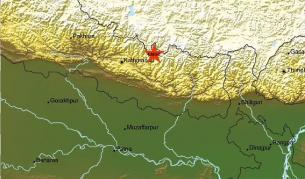 Отново мощни трусове и жертви в Непал