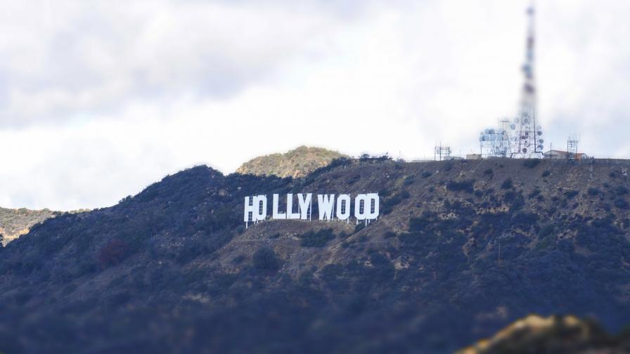 Холивуд - знаковият надпис променен