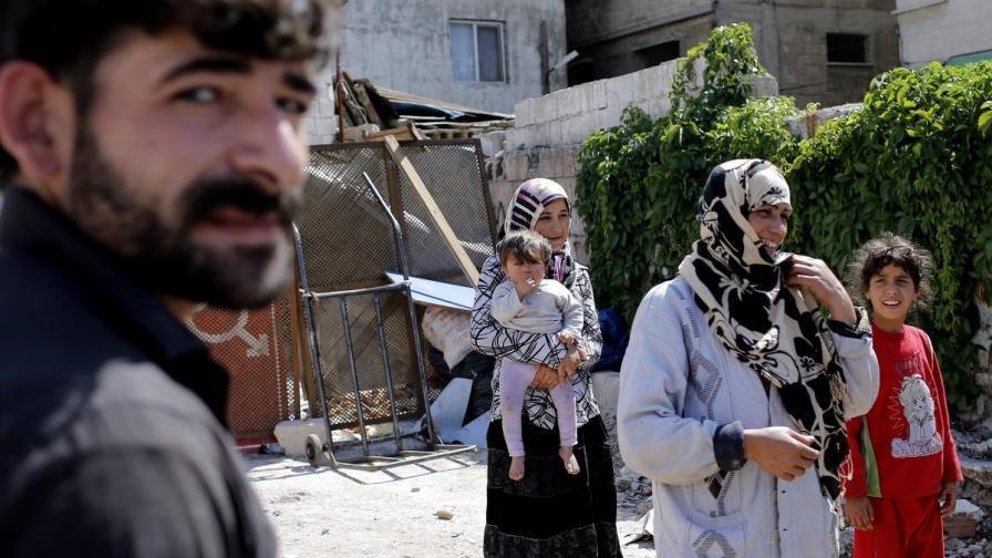 В Турция правят университет за сирийски бежанци