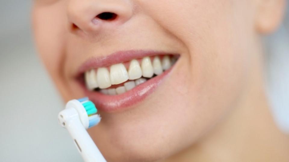 Предимствата на електрическите четки за зъби