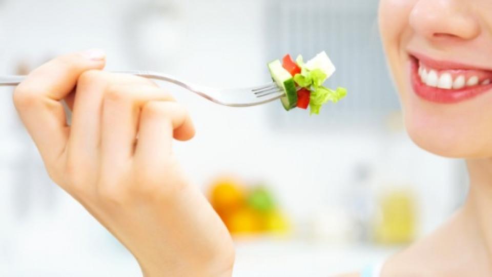 Храна по девет пъти на ден за здраве