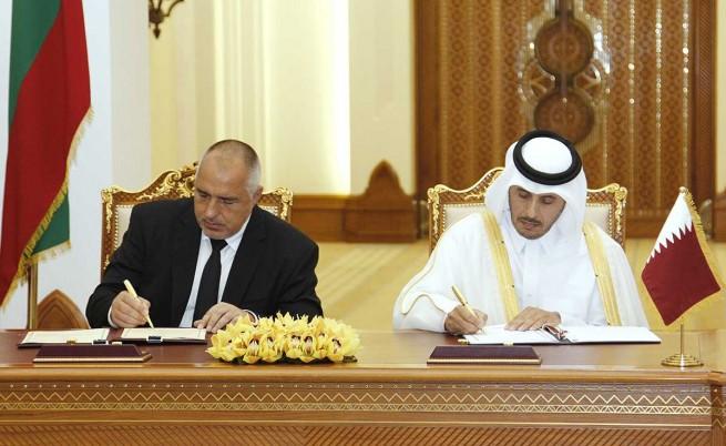 Катар с интерес към транспорта, земеделието и енергетиката в България