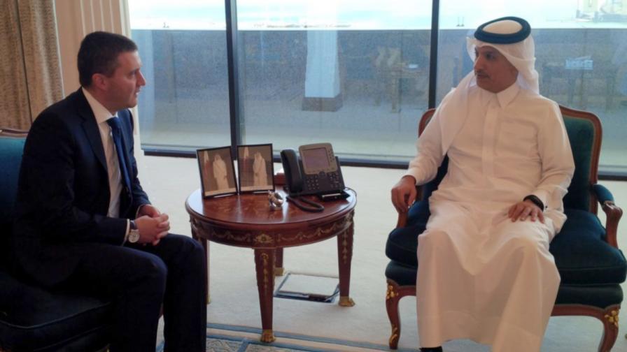 Катар може да подпомогне финансирането за саниране на сгради у нас