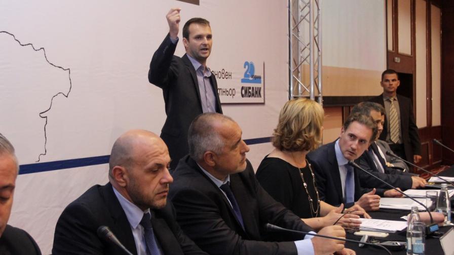 НСО допусна пробив в охраната на Борисов