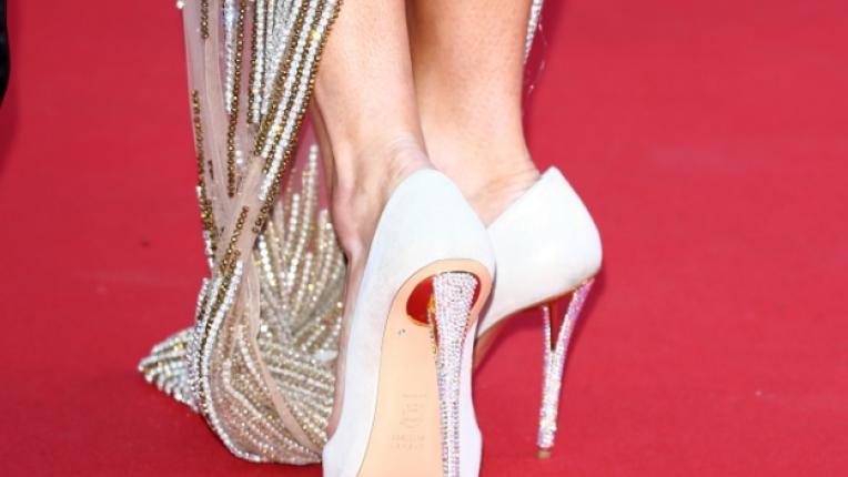 Кан 2015 обувки токчета