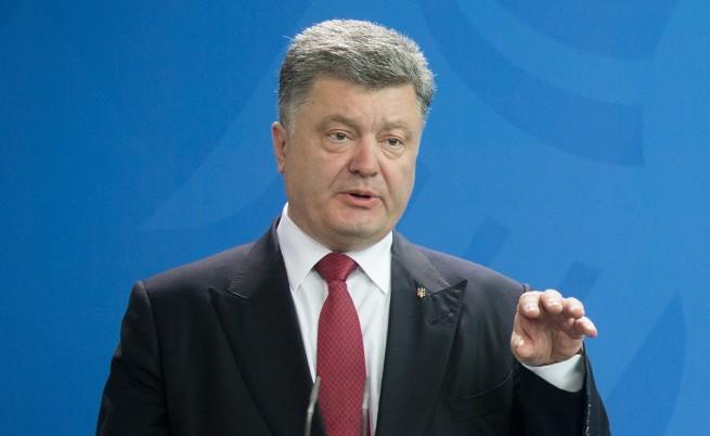 Порошенко: Украйна води истинска война с Русия
