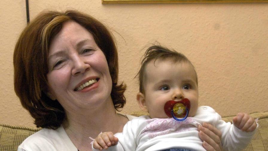 65-годишната германка роди четири близнаци