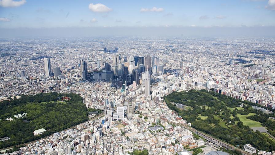 Земетресение с магнитуд 5,6 разлюля района на Токио