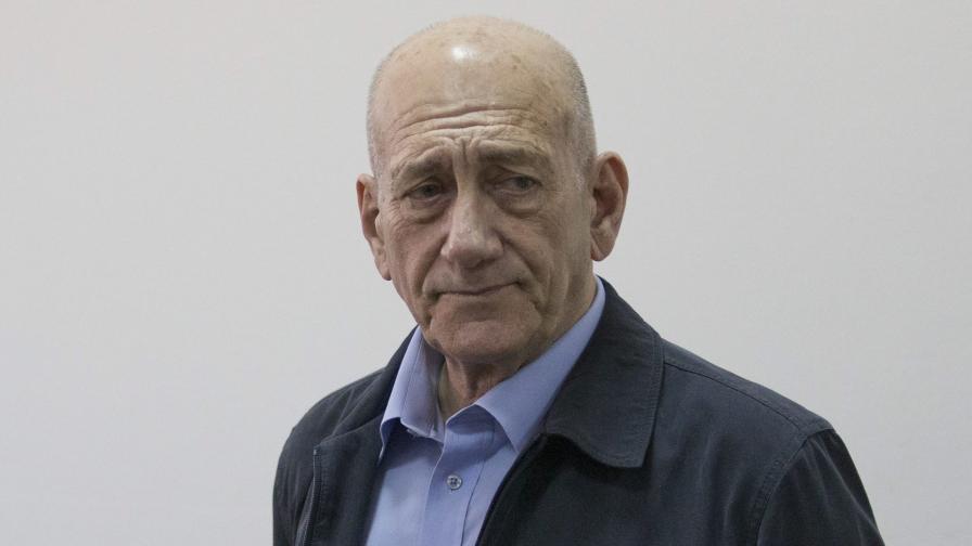 Ехуд Олмерт беше осъден и втори път за корупция