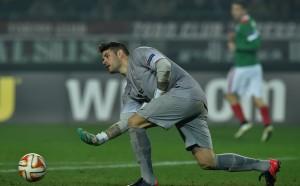 Вратар подписа нов договор с Атлетик Билбао