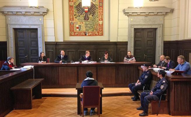 В Австрия осъдиха младеж по дело за тероризъм