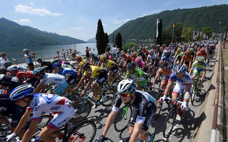 Йейтс взе деветия етап на Джирото и увеличи дистанцията