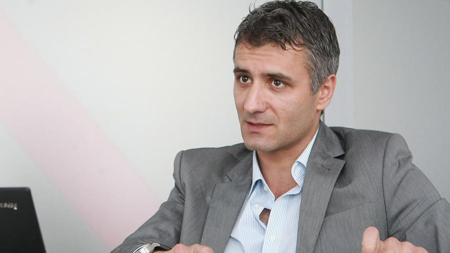 Иван Бозев
