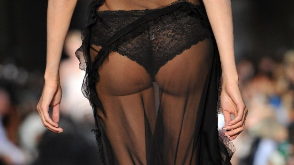 Самотните жени носят по-секси бельо
