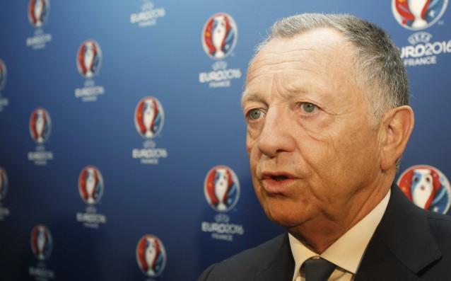 Президентът на Олимпик Лион Жан-Мишел Ола не пропусна възможността отново