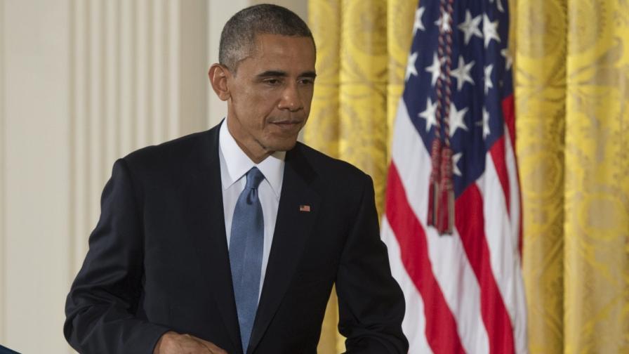 Обама: Да упоиш някого, за да правиш секс с него, е изнасилване