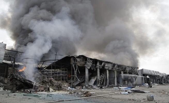 Нови ожесточени сблъсъци се водят в Източна Украйна
