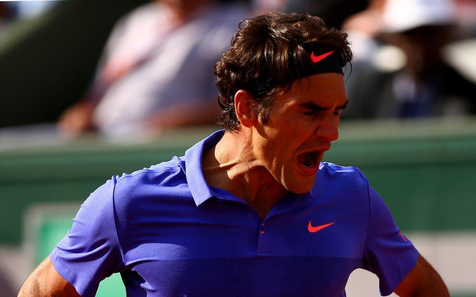 Федерер: Вече съм в режим
