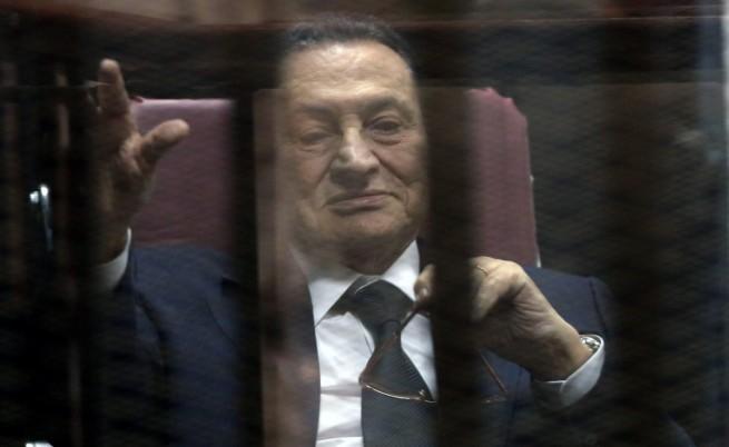 Касационният съд в Кайро отмени оправдателна присъда на Хосни Мубарак