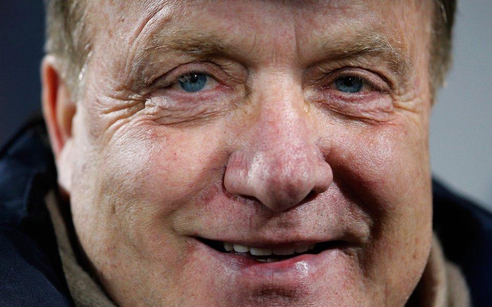 72-годишният Адвокаат пое Фейеноорд