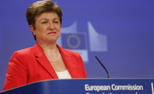 Кристалина Георгиева: Решението ми да напусна ЕК е добре за мен и за България
