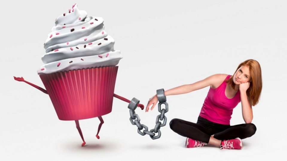 Пътят към депресията е осеян със сладкиши