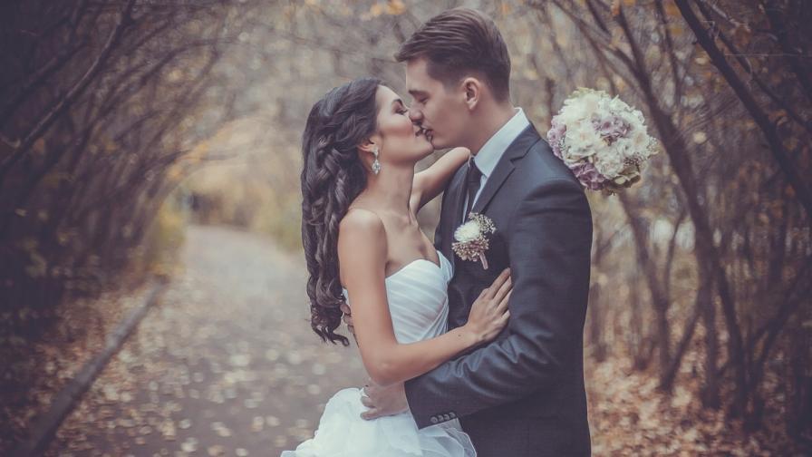 Бракът е полезен за здравето, особено при мъжете
