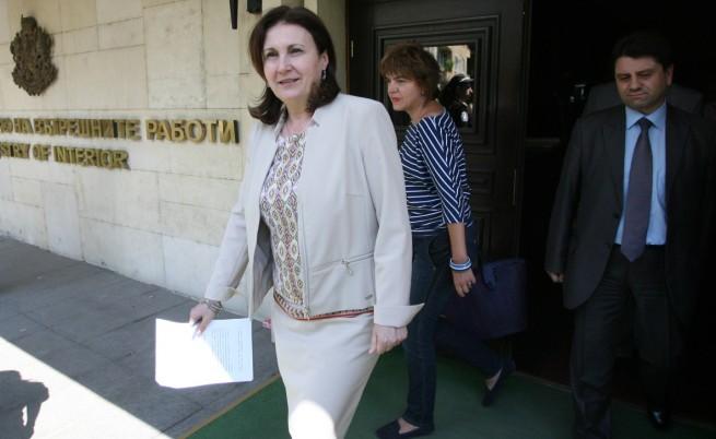 Министър Румяна Бъчварова