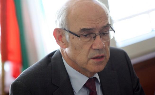 Иван Иванов, председател на КЕВР