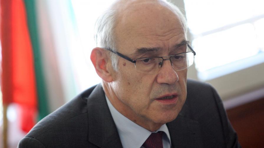 Иванов: Парното може да поевтинее още веднъж през октомври