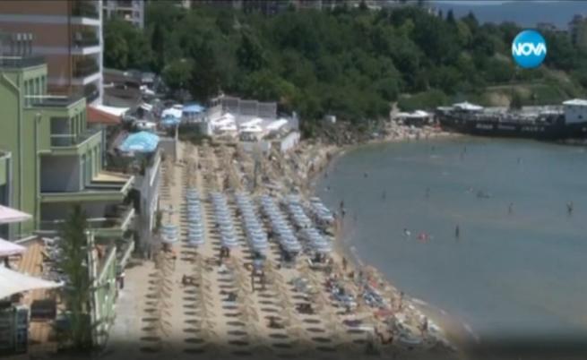 Хотелиери и концесионер в спор за плажа в Несебър