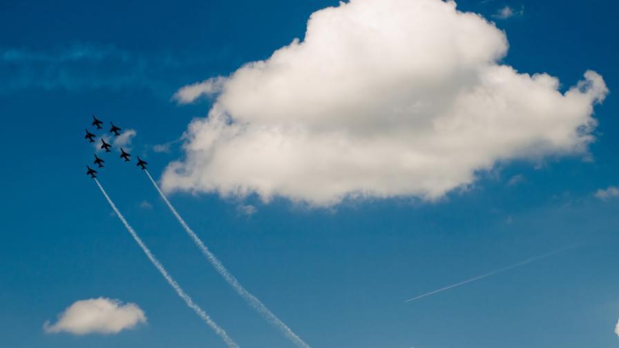 Започва авиокосмическото изложение в Бурже