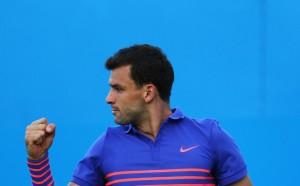 Григор Димитров отново нагоре, само на 60 точки от топ 10