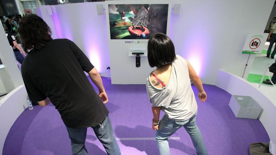 Компютърните игри – полезни за физическата активност